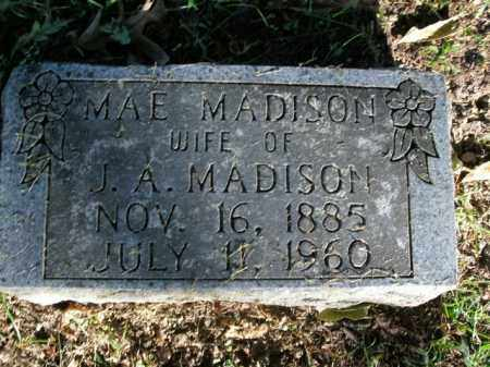 MADISON, MAE - Boone County, Arkansas | MAE MADISON - Arkansas Gravestone Photos