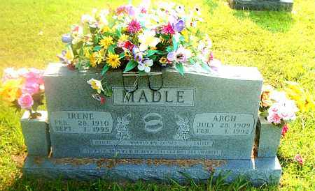 MADLE, ARCH - Boone County, Arkansas | ARCH MADLE - Arkansas Gravestone Photos