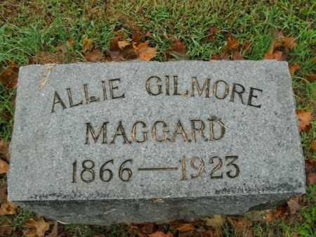 GILMORE MAGGARD, ALMARINE MAXINE - Boone County, Arkansas | ALMARINE MAXINE GILMORE MAGGARD - Arkansas Gravestone Photos