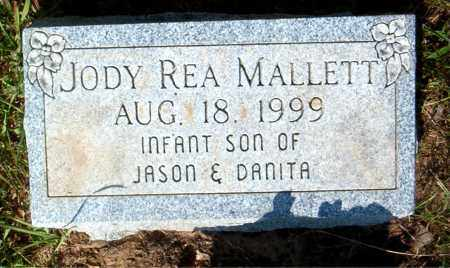 MALLETT, JODY REA - Boone County, Arkansas | JODY REA MALLETT - Arkansas Gravestone Photos