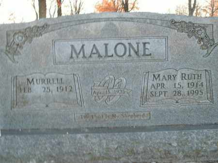 MALONE, MARY RUTH - Boone County, Arkansas | MARY RUTH MALONE - Arkansas Gravestone Photos
