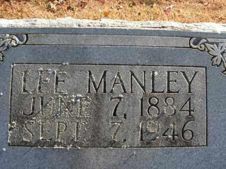 MANLEY, LEE - Boone County, Arkansas | LEE MANLEY - Arkansas Gravestone Photos
