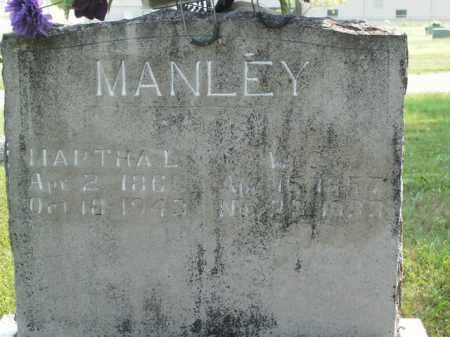 MANLEY, MARTHA L. - Boone County, Arkansas | MARTHA L. MANLEY - Arkansas Gravestone Photos