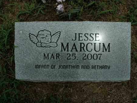 MARCUM, JESSE - Boone County, Arkansas | JESSE MARCUM - Arkansas Gravestone Photos