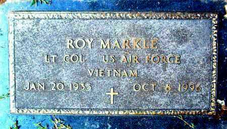 MARKLE  (VETERAN VIET), ROY - Boone County, Arkansas | ROY MARKLE  (VETERAN VIET) - Arkansas Gravestone Photos