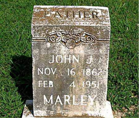 MARLEY, JOHN J. - Boone County, Arkansas | JOHN J. MARLEY - Arkansas Gravestone Photos