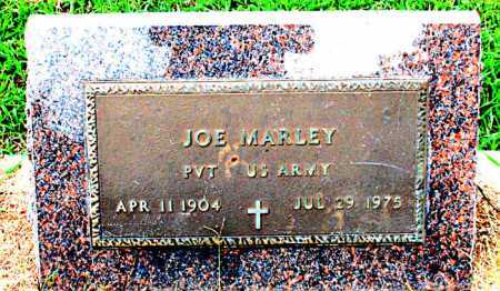 MARLEY  (VETERAN), JOE - Boone County, Arkansas | JOE MARLEY  (VETERAN) - Arkansas Gravestone Photos