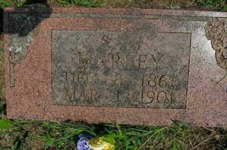 MARLEY, SAM - Boone County, Arkansas | SAM MARLEY - Arkansas Gravestone Photos