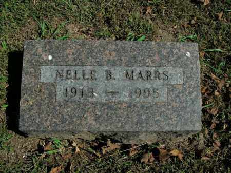 MARRS, NELLE B. - Boone County, Arkansas | NELLE B. MARRS - Arkansas Gravestone Photos