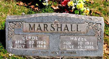 MARSHALL, HAZEL - Boone County, Arkansas | HAZEL MARSHALL - Arkansas Gravestone Photos