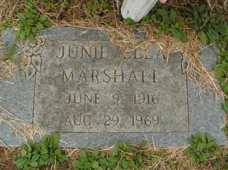 MARSHALL, JUNIE ELLA - Boone County, Arkansas | JUNIE ELLA MARSHALL - Arkansas Gravestone Photos
