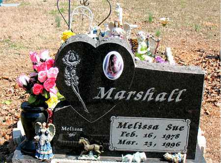 MARSHALL, MELISSA SUE - Boone County, Arkansas | MELISSA SUE MARSHALL - Arkansas Gravestone Photos