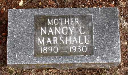MARSHALL, NANCY  C. - Boone County, Arkansas | NANCY  C. MARSHALL - Arkansas Gravestone Photos