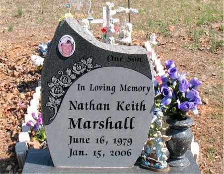 MARSHALL, NATHAN KEITH - Boone County, Arkansas | NATHAN KEITH MARSHALL - Arkansas Gravestone Photos