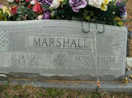 MARSHALL, REVA LOIS - Boone County, Arkansas | REVA LOIS MARSHALL - Arkansas Gravestone Photos