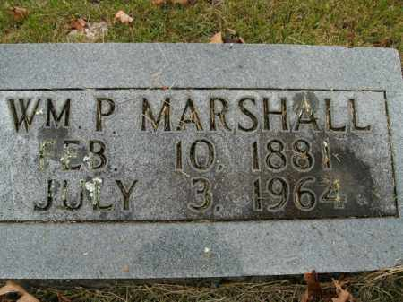 MARSHALL, WILLIAM P. - Boone County, Arkansas | WILLIAM P. MARSHALL - Arkansas Gravestone Photos
