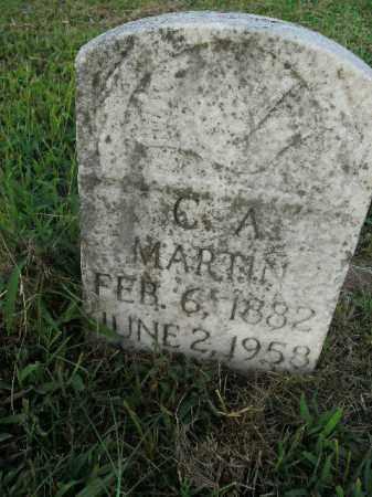MARTIN, CARNIS A. - Boone County, Arkansas | CARNIS A. MARTIN - Arkansas Gravestone Photos