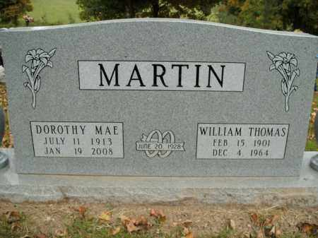 MARTIN, WILLIAM THOMAS - Boone County, Arkansas | WILLIAM THOMAS MARTIN - Arkansas Gravestone Photos