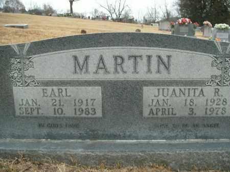 MARTIN, EARL - Boone County, Arkansas | EARL MARTIN - Arkansas Gravestone Photos