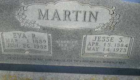 MARTIN, EVA R. - Boone County, Arkansas | EVA R. MARTIN - Arkansas Gravestone Photos