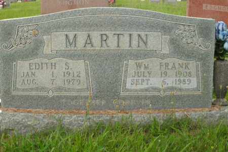 MARTIN, EDITH S. - Boone County, Arkansas | EDITH S. MARTIN - Arkansas Gravestone Photos