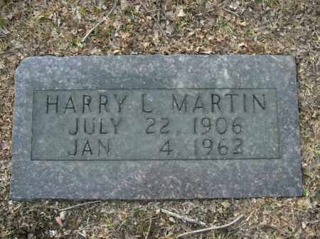 MARTIN, HARRY L. - Boone County, Arkansas | HARRY L. MARTIN - Arkansas Gravestone Photos