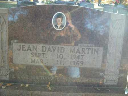 MARTIN, JEAN DAVID - Boone County, Arkansas | JEAN DAVID MARTIN - Arkansas Gravestone Photos