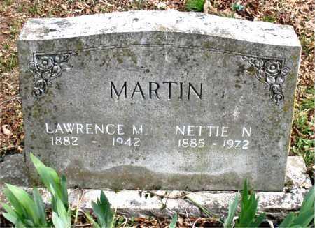 MARTIN, NETTIE N. - Boone County, Arkansas | NETTIE N. MARTIN - Arkansas Gravestone Photos