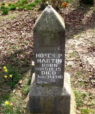 MARTIN, MOSES P. - Boone County, Arkansas | MOSES P. MARTIN - Arkansas Gravestone Photos