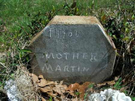 MARTIN, MOTHER - Boone County, Arkansas | MOTHER MARTIN - Arkansas Gravestone Photos