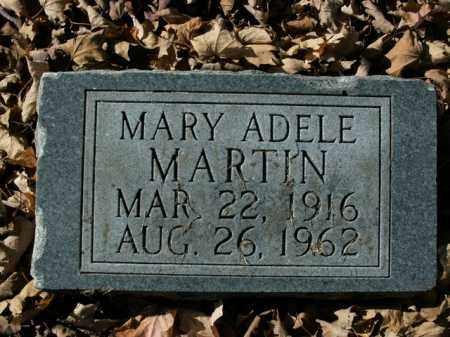 MARTIN, MARY ADELE - Boone County, Arkansas | MARY ADELE MARTIN - Arkansas Gravestone Photos