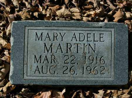 MARTIN (VETERAN WWII), MARY ADELE - Boone County, Arkansas | MARY ADELE MARTIN (VETERAN WWII) - Arkansas Gravestone Photos