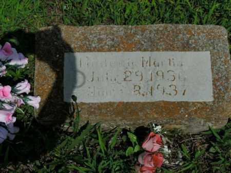 MARTIN, MODENA - Boone County, Arkansas | MODENA MARTIN - Arkansas Gravestone Photos