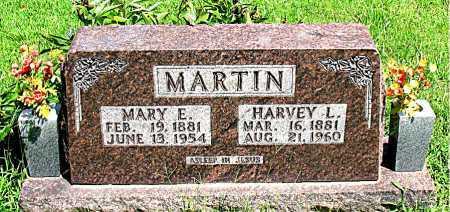 MARTIN, HARVEY L. - Boone County, Arkansas | HARVEY L. MARTIN - Arkansas Gravestone Photos