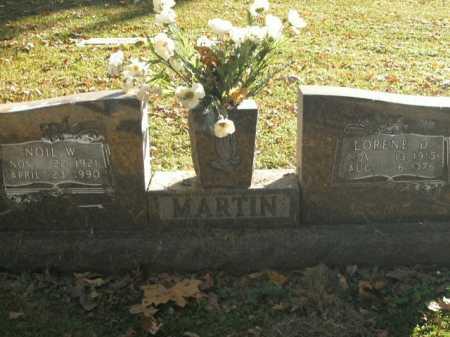 MARTIN, NOIL W. - Boone County, Arkansas | NOIL W. MARTIN - Arkansas Gravestone Photos