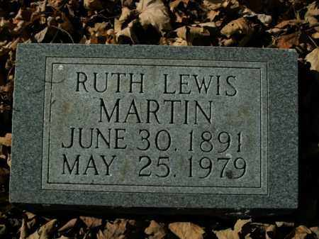 MARTIN, RUTH - Boone County, Arkansas | RUTH MARTIN - Arkansas Gravestone Photos