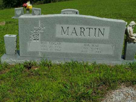 MARTIN (VETERAN WWII), ROY EDGAR - Boone County, Arkansas | ROY EDGAR MARTIN (VETERAN WWII) - Arkansas Gravestone Photos