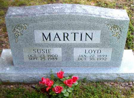 MARTIN, SUSIE - Boone County, Arkansas | SUSIE MARTIN - Arkansas Gravestone Photos