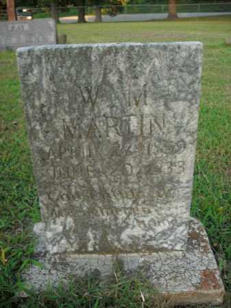 MARTIN, W.M. - Boone County, Arkansas | W.M. MARTIN - Arkansas Gravestone Photos
