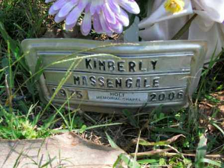 MASSENGALE, KIMBERLY - Boone County, Arkansas | KIMBERLY MASSENGALE - Arkansas Gravestone Photos