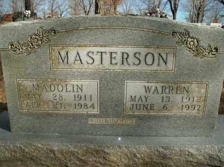 MASTERSON, MADOLIN - Boone County, Arkansas | MADOLIN MASTERSON - Arkansas Gravestone Photos