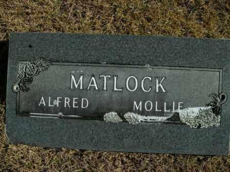 MATLOCK, ALFRED - Boone County, Arkansas | ALFRED MATLOCK - Arkansas Gravestone Photos