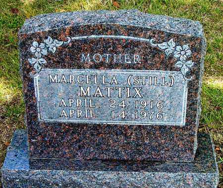 MATTIX, MARCELLA - Boone County, Arkansas | MARCELLA MATTIX - Arkansas Gravestone Photos