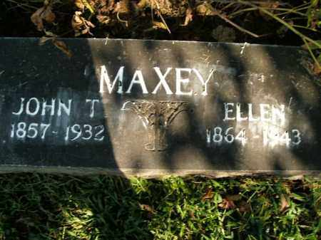 MAXEY, ELLEN - Boone County, Arkansas | ELLEN MAXEY - Arkansas Gravestone Photos