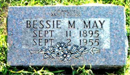MAY, BESSIE  M. - Boone County, Arkansas | BESSIE  M. MAY - Arkansas Gravestone Photos