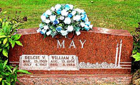 MAY, DELCIE V. - Boone County, Arkansas | DELCIE V. MAY - Arkansas Gravestone Photos