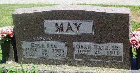 HAWKINS MAY, EULA LEE - Boone County, Arkansas | EULA LEE HAWKINS MAY - Arkansas Gravestone Photos