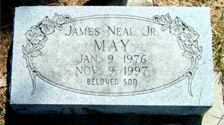 MAY, JAMES NEAL, JR - Boone County, Arkansas | JAMES NEAL, JR MAY - Arkansas Gravestone Photos