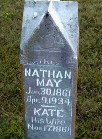 MAY, KATE - Boone County, Arkansas | KATE MAY - Arkansas Gravestone Photos