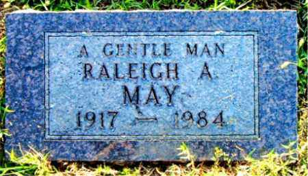 MAY, RALEIGH A. - Boone County, Arkansas | RALEIGH A. MAY - Arkansas Gravestone Photos